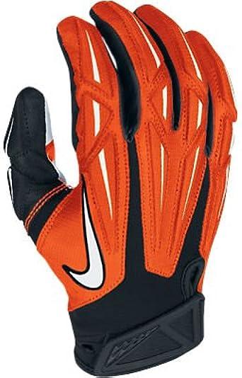 lámpara bádminton aprender  Amazon.com : Nike Superbad 2.0 Padded Receiver/Running Back Glove with  Magnigrip, Orange/Black, XL : Football Receiving Gloves : Clothing