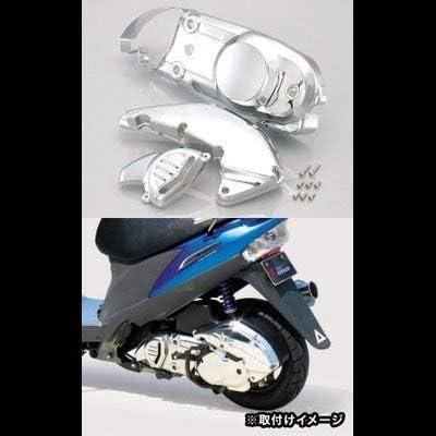 キタコ(KITACO) メッキケースカバーセット アドレスV125 335-2407710
