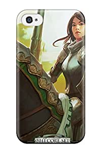 Awesome Magic The Gathering Flip Case With Fashion Design For Iphone 4/4s