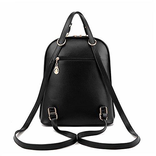 New Female School Students ZQ Primary Backpack de Junior Bag 2018 High School Bag Bolsas Shoulder hombro Rq0Pn7RI