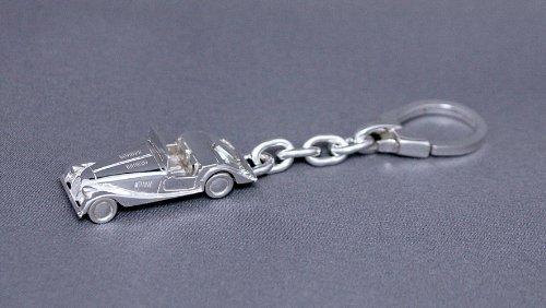 SilverCar キーホルダーモーガン B005EJC2A8