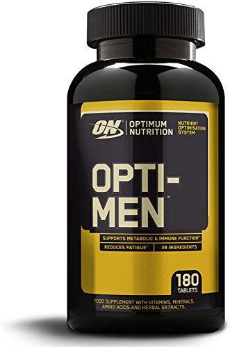 Opti-Men Multivitamin - 180 tablets by Optimum Nutrition M