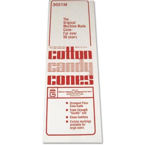 Cotton Candy Cones - 4000 Ct