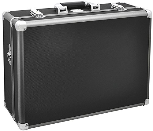 Professional Metal Frame Customizable Medium Hard Case with Locks for High Impact Absorption