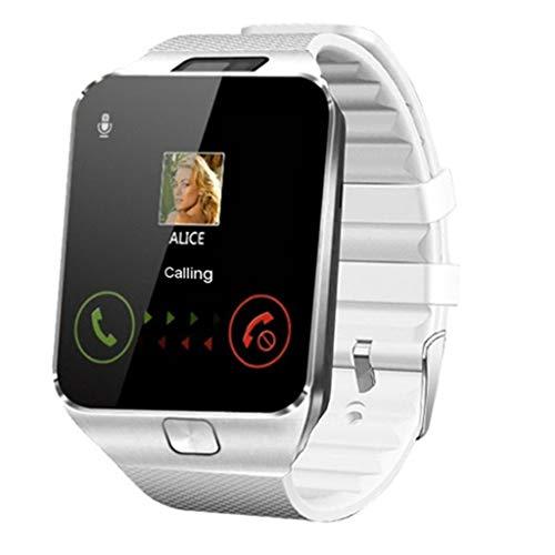 JingJingQi Reloj Inteligente Smartwatch de Hombres de Moda ...