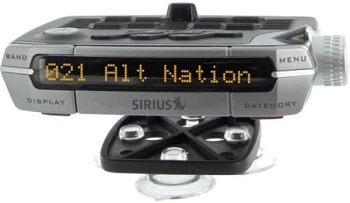 Sirius Satellite Radio Visor Receiver /& Vehicle Kit AXTR3CK