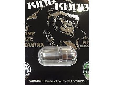 King Kung 8000 Male Sexual Performance Enhancement Pill 6 PK by KING