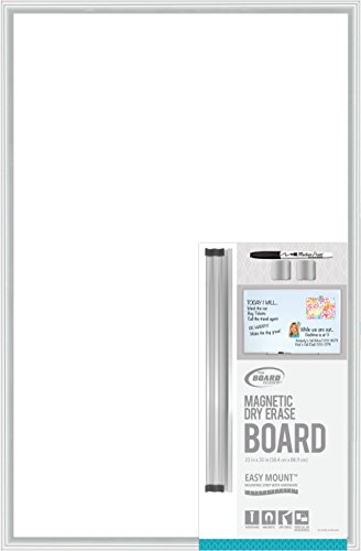 Board Dudes Magnetic Dry Erase Aluminum framed board 35 (Aluminum Framed Dry Erase Boards)