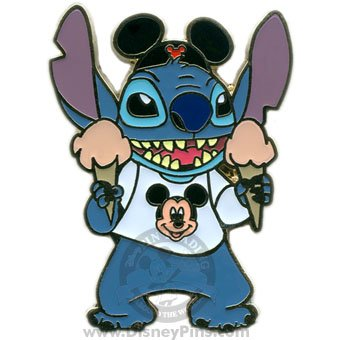 Disney Pins - Walt Disney World -