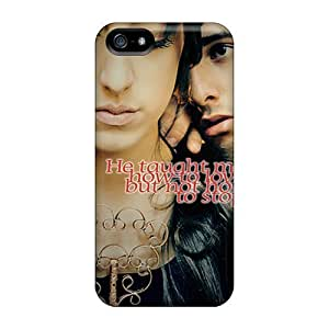 EAujBIt5248OLwyV Tpu Phone Case With Fashionable Look For Iphone 5/5s - Love