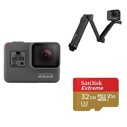 GoPro Hero Black 3 Way Grip