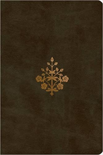 Holy Bible: English Standard Version, Olive Branch, Trutone