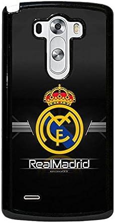 Real Madrid fútbol equipo serie Logo imágenes impresas para LG G3 ...