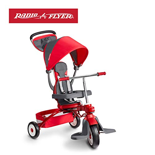 Radio Flyer Compact Folding Stroll product image