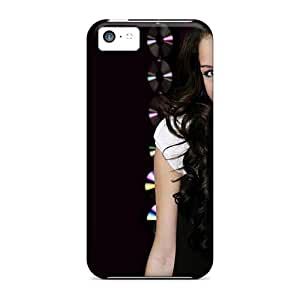 Sanp On Cases Covers Protector For Iphone 5c (miley Cyrus 27)