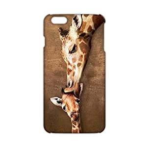 Evil-Store mother-son giraffe 3D Phone Case for iPhone 6 plus