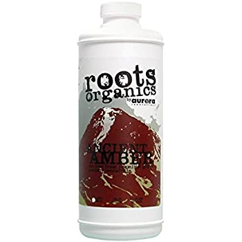 Roots Organics Ancient Amber Fertilizer, 1-Quart