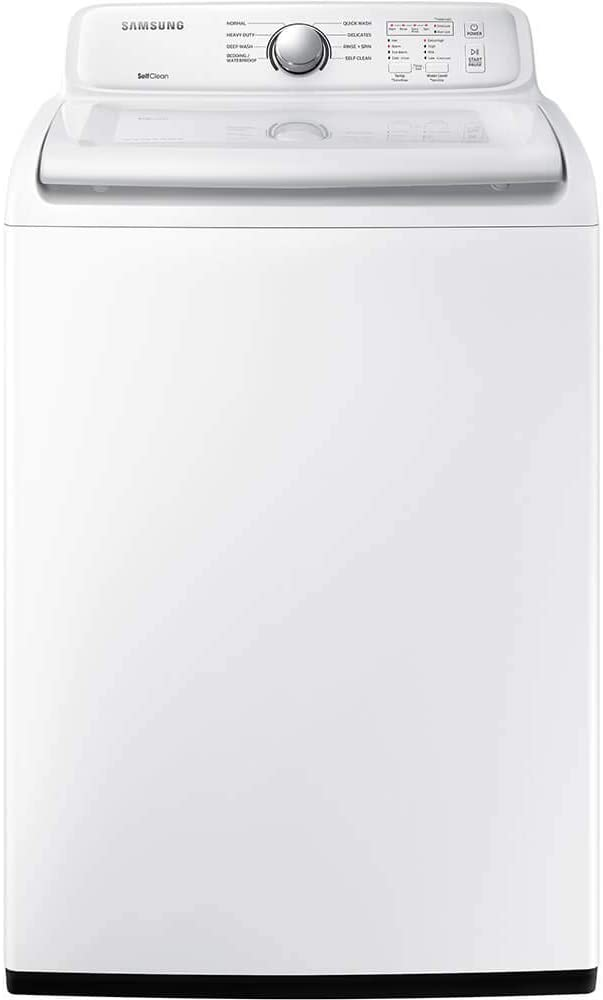 'Samsung 4.5 Cu. Ft. White Top Load Washer'