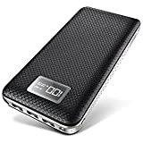 Jemma Universal 20000mAh Power Bank - Black