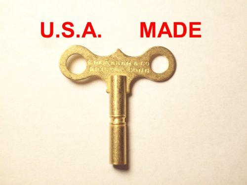 Ingraham Trademark Clock Winding Key #6/3.60mm