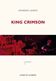 King Crimson par Aymeric Leroy