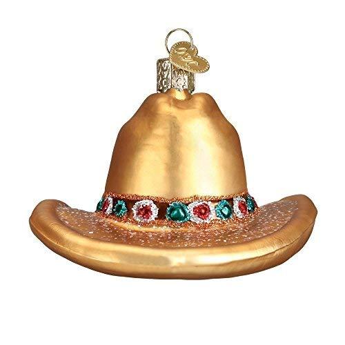 Old World Christmas 32354 Ornament, Cowboy ()
