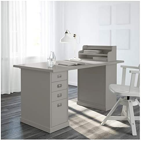 IKEA.. 603.537.63 Klimpen - Cajonera, Color Gris Claro: Amazon.es ...