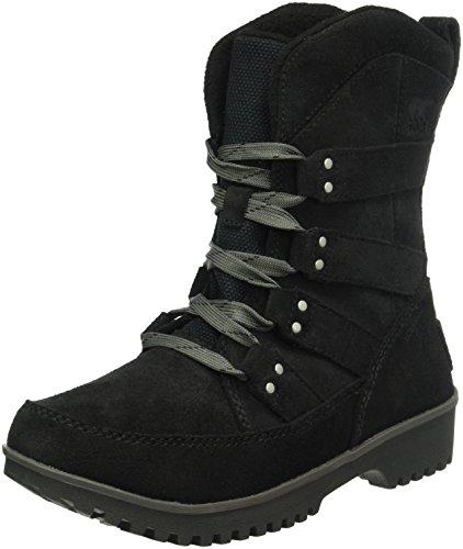 Sorel Women's Meadow Lace Snow Boots Black (Black 011) 2hv8K2