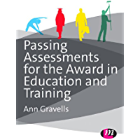 Passing Assessments for the Award in Education and Training (Further Education and Skills)