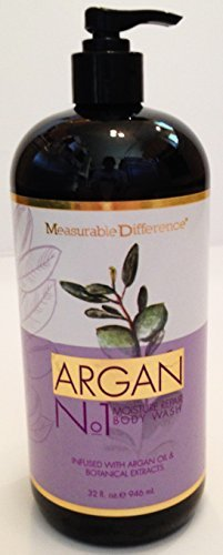 Measureable Difference Argan No 1 Moisture Repair Body Wash For Sale