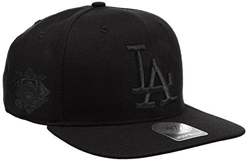 de Black Shot béisbol Gorra '47 Angeles On Unisex MLB Los Adulto Black Captain Dodgers Sure negro Brand Hpw1Sqp7