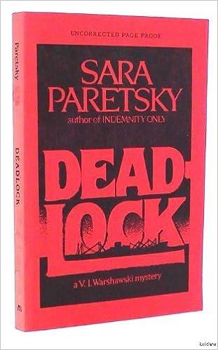 Deadlock Sara Paretsky Download