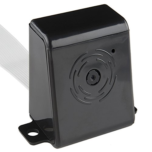 Raspberry Pi Camera Case/Enclouser - Black assemble in 30 secs