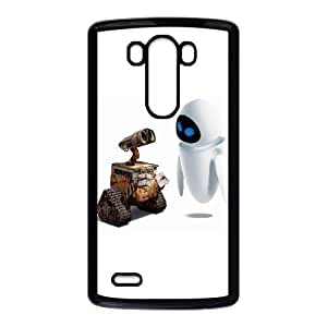 Wall E And Eve Cartoon LG G3 Cell Phone Case Black persent xxy002_6004510