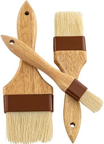 Restaurant Grade Pastry Basting Brush Meat product image