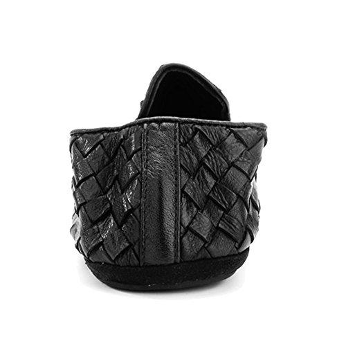 Scarpe On Scarpe Shoe Casual Barca Black Antiscivolo Walking Da Mocassini Slip Basse Formale MERRYHE Mocassini Driving Business HCzwzq