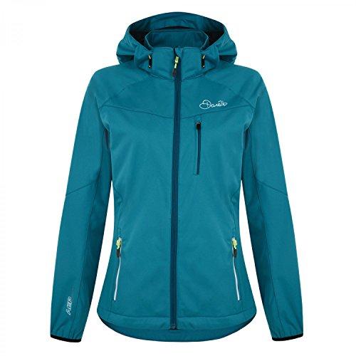Dare2b Utilize Mountain Softshell Jacket Women - lime green