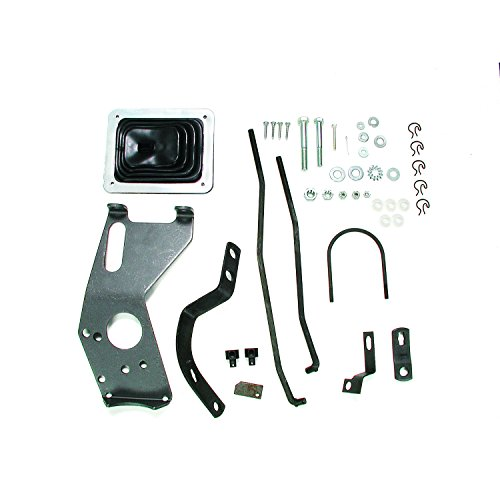 Hurst 3670010 Mastershift 3-Speed Manual Shifter Installation Kit (Kit Manual Installation)