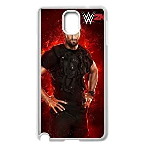 WWE Samsung Galaxy Note 3 Cell Phone Case White Dccae