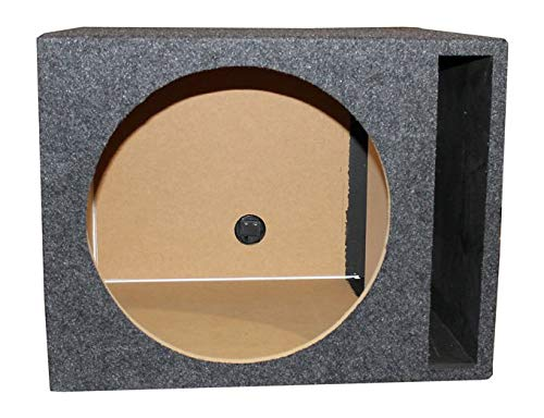 Q Power Single 15-Inch Vented Unloaded Box