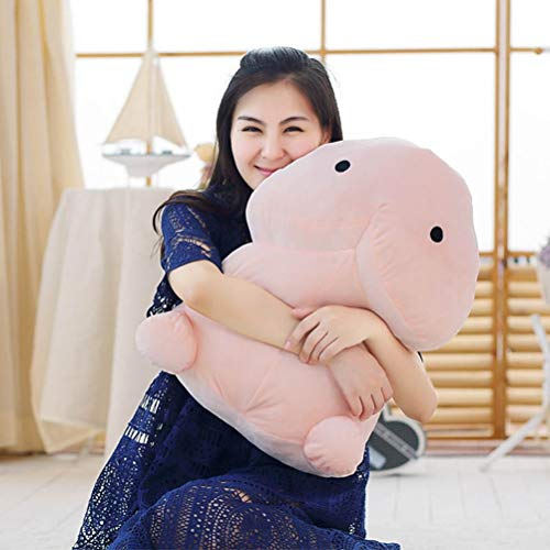 Stuffed Animals Creative Plush Penis Toy Doll Funny Soft Stuffed Plush Simulation Penis Pillow Cute Sexy Kawaii Toy Gift for Girlfriend - 30cm by LQT Ltd (Image #2)