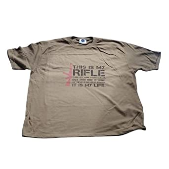 Beltsbucklestees Inspired By Full Metal Jacket T Shirt This Is My