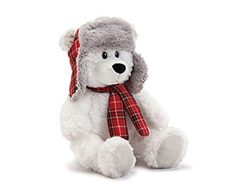 Colden Bear - Arctic Stuffed Animal by Nat and Jules (5004710006) by Nat and Jules