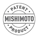 Mishimoto Black MMBCC-CBTWO-BK Compact Baffled