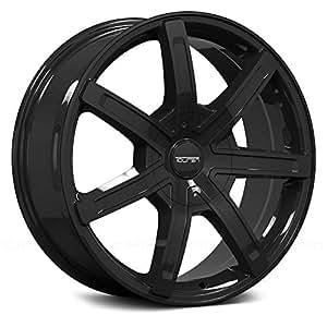 amazon touren tr65 wheel with black 20 x 8 5 inches 6 x 106 106 mm Gun Vehicle share facebook twitter pinterest