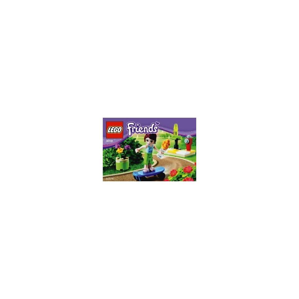 Lego Friends 30101 Skateboarder Mia