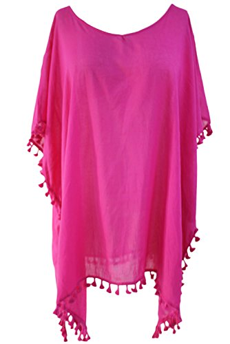 Miss Chica's - Camisola - para mujer Rosa