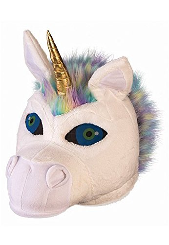 (Forum Novelties 81179 Unicorn Mascot Mask,)