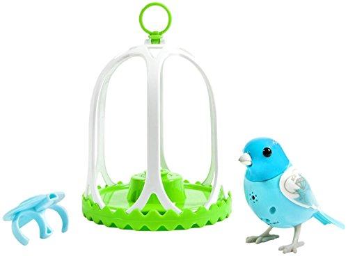 DigiBirds - Bird with Bird Cage - Fairytale