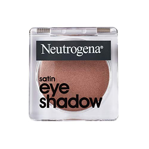 Neutrogena Satin Eye Shadow With Antioxidant Vitamin E, Easy-to-apply Eye Makeup With A Satin Finish, Desert Rose, 1.0 Oz